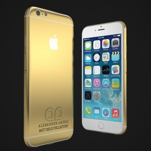 Золотой iPhone 6 доступен для предзаказа даже раньше презентации нового iPhone