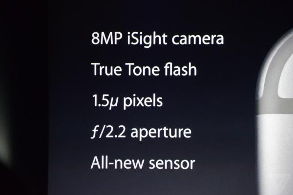 Apple представили смартфоны iPhone 6 и iPhone 6 Plus