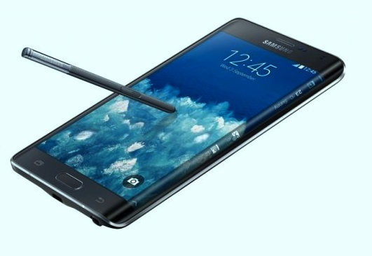 Galaxy Note Edge – премиум-версия Galaxy Note с ограниченным тиражом