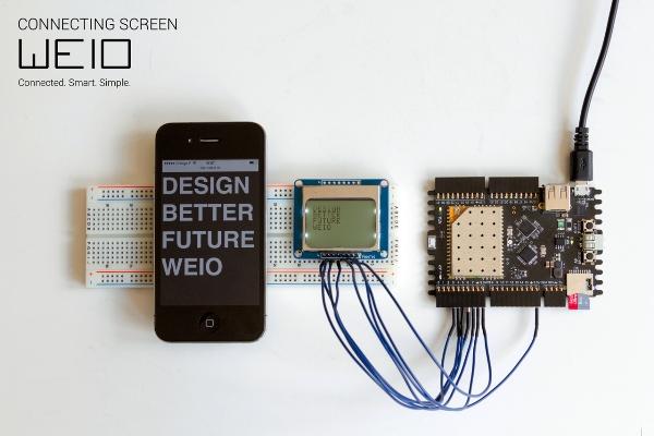 WeIO – новая платформа для Интернета вещей