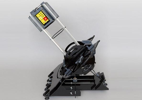 Телескоп под управлением Nokia Lumia 1020, созданный с помощью 3D-печати
