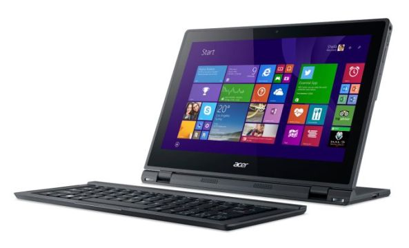 Acer Aspire Switch 12 – гибрид с Intel Core M