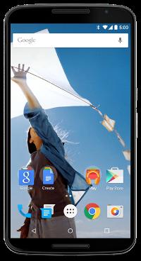 Google представили пятое поколение Android и первые гаджеты под управлением ОС