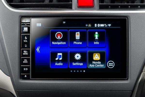 Информационно-развлекательные системы в машинах Honda на базе чипов Tegra и ОС Android