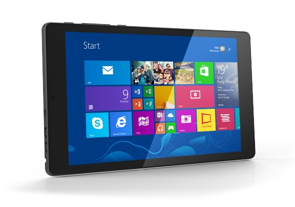Archos анонсировала бюджетный планшетник на Windows 8.1