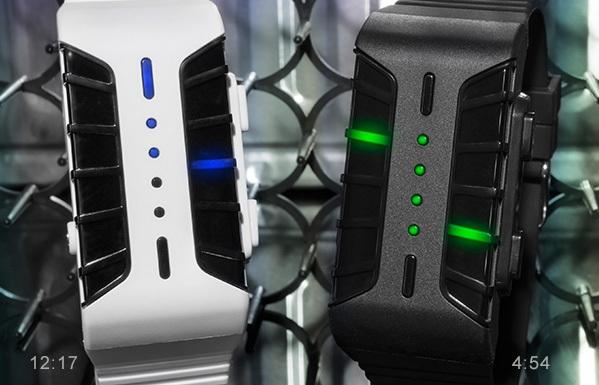 Новые наручные часы для гиков Kisai Clone от TokyoFlash