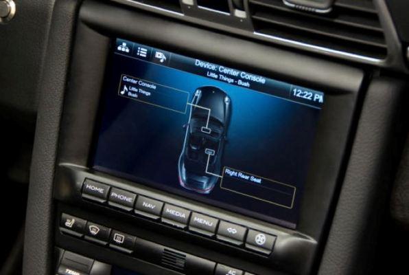 В автомобилях могут появиться NFC-системы