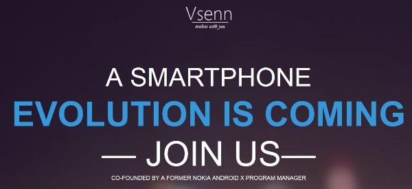 Модульный смартфон Vsenn сможет официально работать под управлением прошивки Paranoid Android