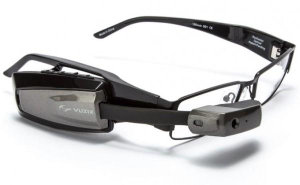 Смарт-очки Vuzix M100 поступят в продажу через неделю