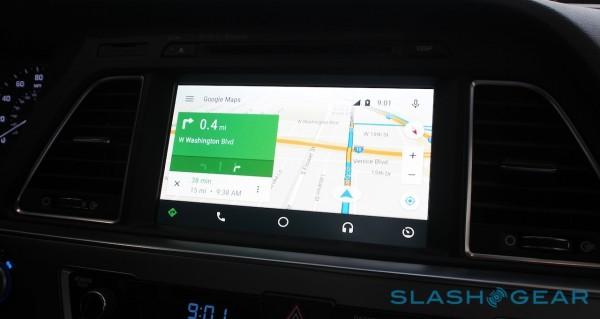 В скором времени могут появиться автомобили со встроенной ОС Android