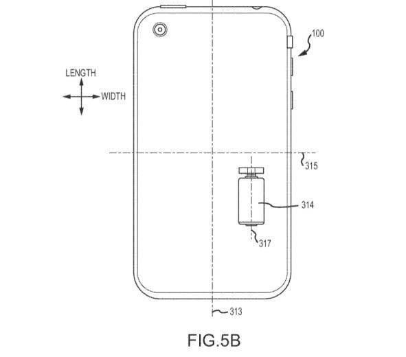 Apple получила патент на активную систему защиты iPhone от падений