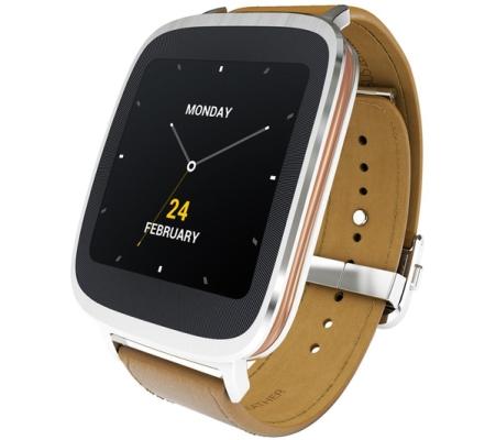 Смарт-часы Asus ZenWatch поступили в продажу в Европе