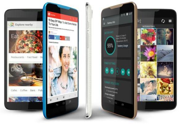 Blu Studio 7.0 – 7-дюймовый бюджетный смартфон