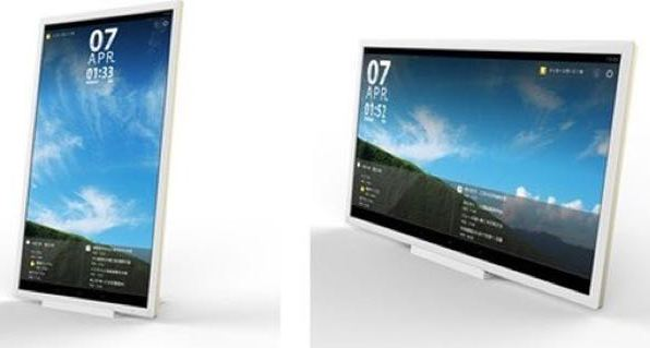 24-дюймовый планшет Toshiba TT301