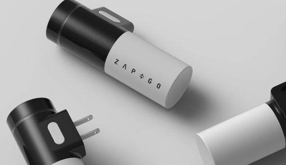 Первое зарядное устройство Zap&Go с графеновым суперконденсатором для смартфонов