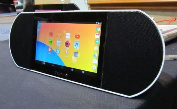 Портативная стереосистема Zetally Avy под управлением ОС Android