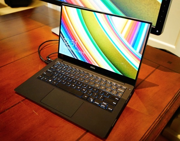 Dell выпустит самый маленький в мире 13-дюймовый лэптоп