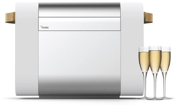Холодильник-бумбокс Kube – ответ рекордсмену Kickstarter