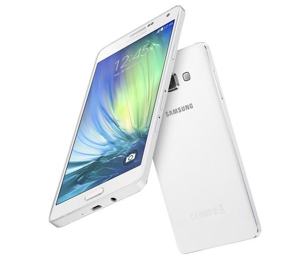Samsung представила ультратонкий Galaxy A7