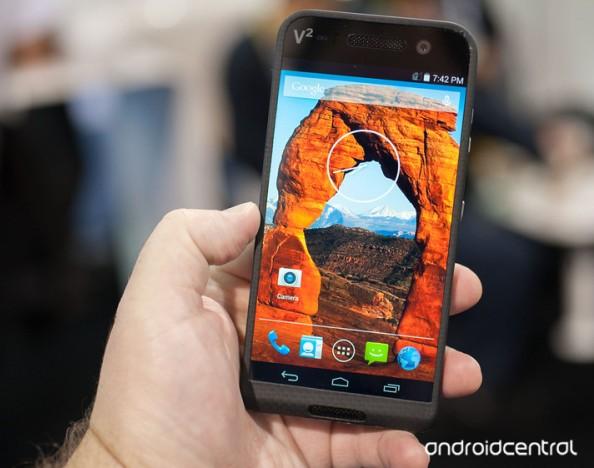 Saigus V2 – смартфон с 320 гигабайтами памяти