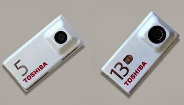 Toshiba представила первый модуль камеры для Project Ara