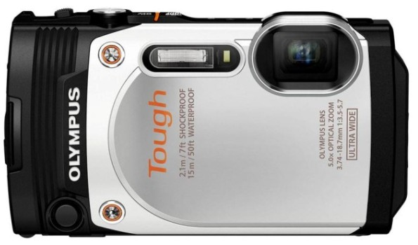 Защищенная компактная камера Olympus Stylus Tough TG-860