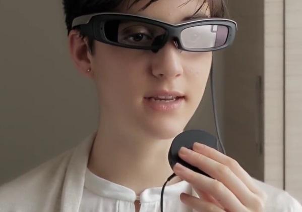 Смарт-очки Sony SmartEyeglass для разработчиков выйдут в марте