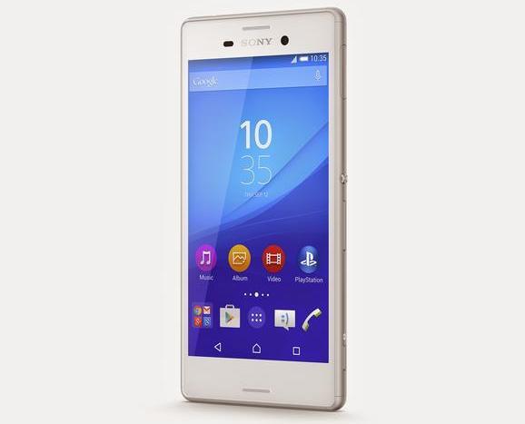 Sony анонсировала планшетник Xperia Z4 Tablet и смартфон Xperia M4
