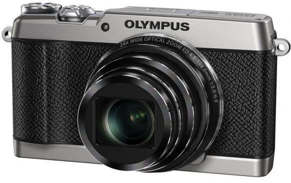 Новая компактная камера Olympus Stylus SH-2 в ретро-стиле