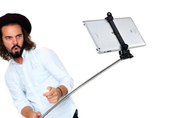 Палки для селфи для iPad уже тоже есть