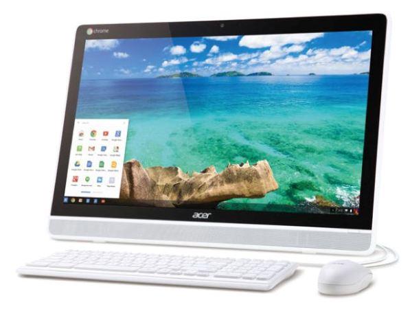 Моноблок Acer Chromebase под управлением Chrome OS