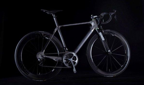 На 3D-принтере создана уникальная велосипедная титановая рама