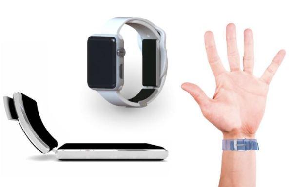 Гаджет Aria позволит управлять смарт-часами с помощью жестов