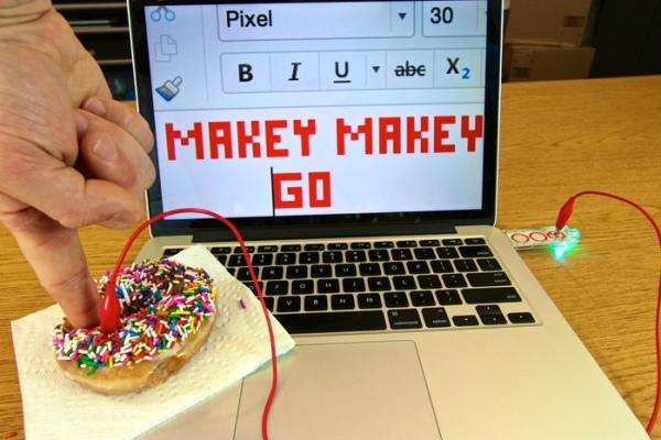 Makey Makey Go позволит изобретать гаджеты где угодно и когда угодно