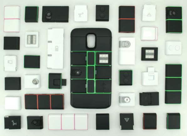 Модульный чехол nexpaq для смартфонов