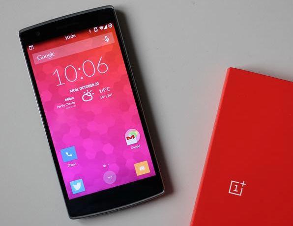 Стали известны некоторые технические характеристики смартфона OnePlus Two