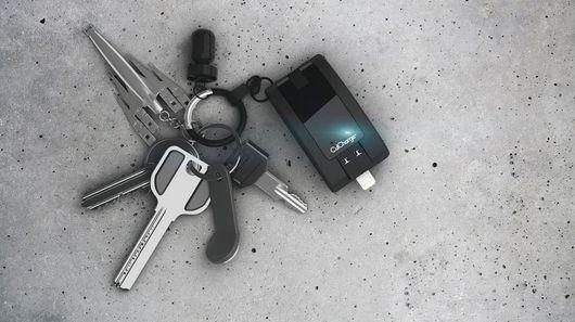 CulCharge – внешний аккумулятор и зарядное устройство в виде брелка
