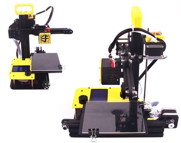 Портативный 3D-принтер Freaks3D