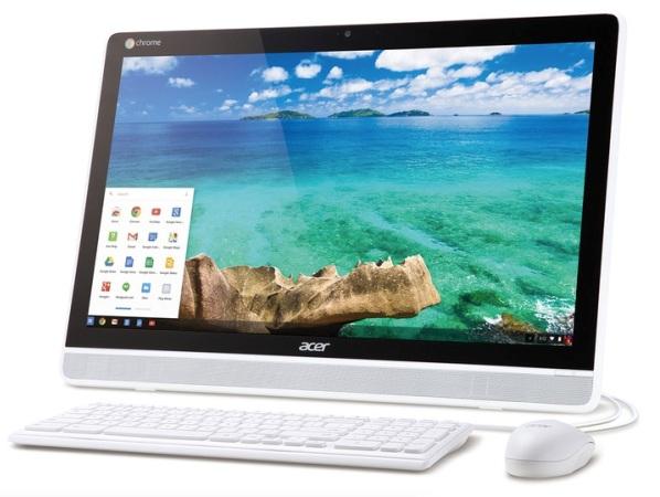 Моноблок Acer Chromebase на основе Nvidia Tegra K1