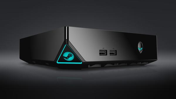 Alienware Steam Machine – первая официальная игровая консоль Steam
