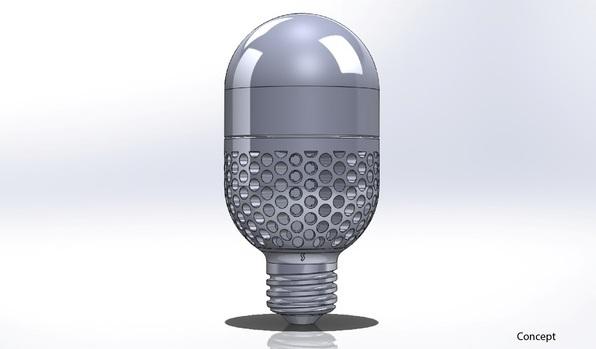«Умная» LED-лампа Silk поможет крепче спать
