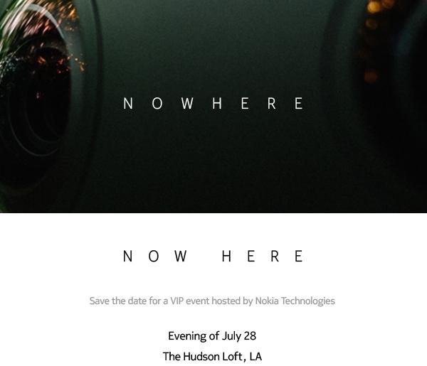 На следующей неделе Nokia может показать устройство виртуальной реальности