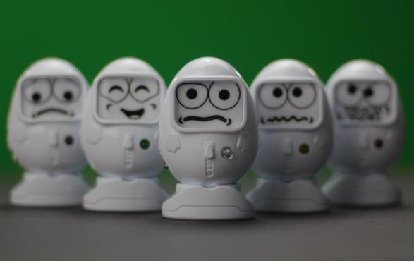Интерактивная детская игрушка Grumblies