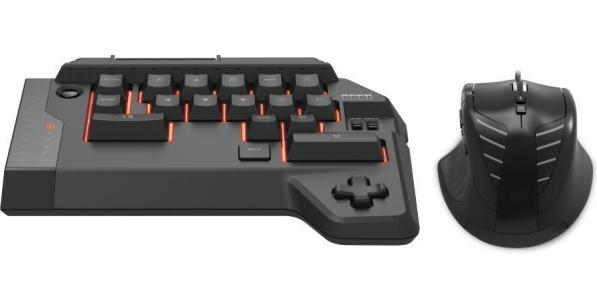 Мышь и клавиатура для шутеров от первого лица на PlayStation 4
