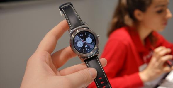 Следующие смарт-часы LG развяжут гонку технических характеристик?