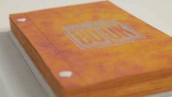 Книга-фильтр для воды Drinkable Book