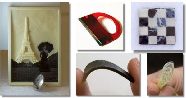 3D-принтер MultiFab печатает 10 материалами одновременно