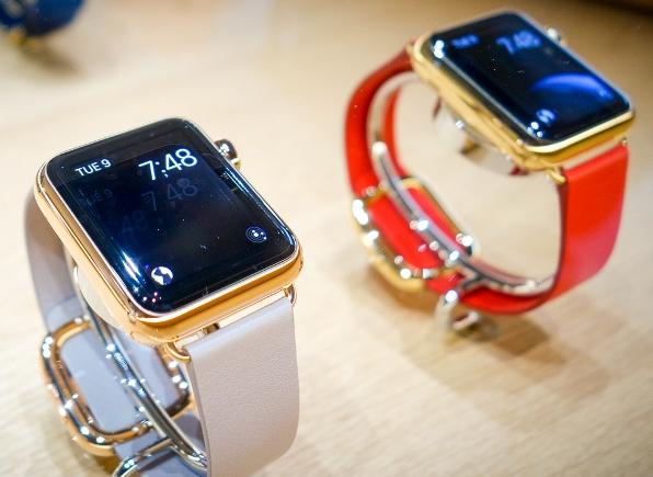Apple может представить более доступные варианты золотых смарт-часов