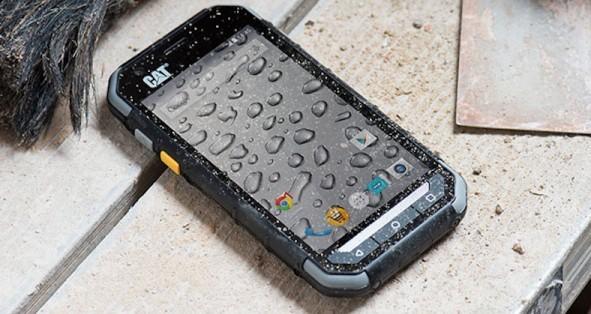 Сверхзащищенный Android-смартфон CAT S30