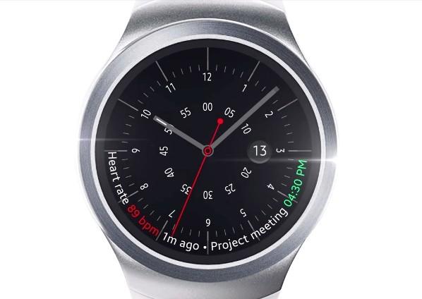 Смарт-часы Samsung Gear S2 представлены официально